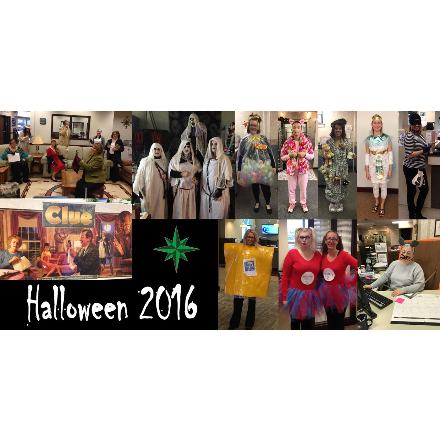 Community Bank Halloween 2016