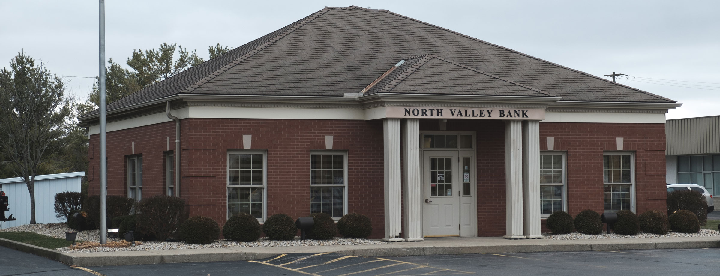North Valley Bank Southeastern Ohio Mount Sterling Office