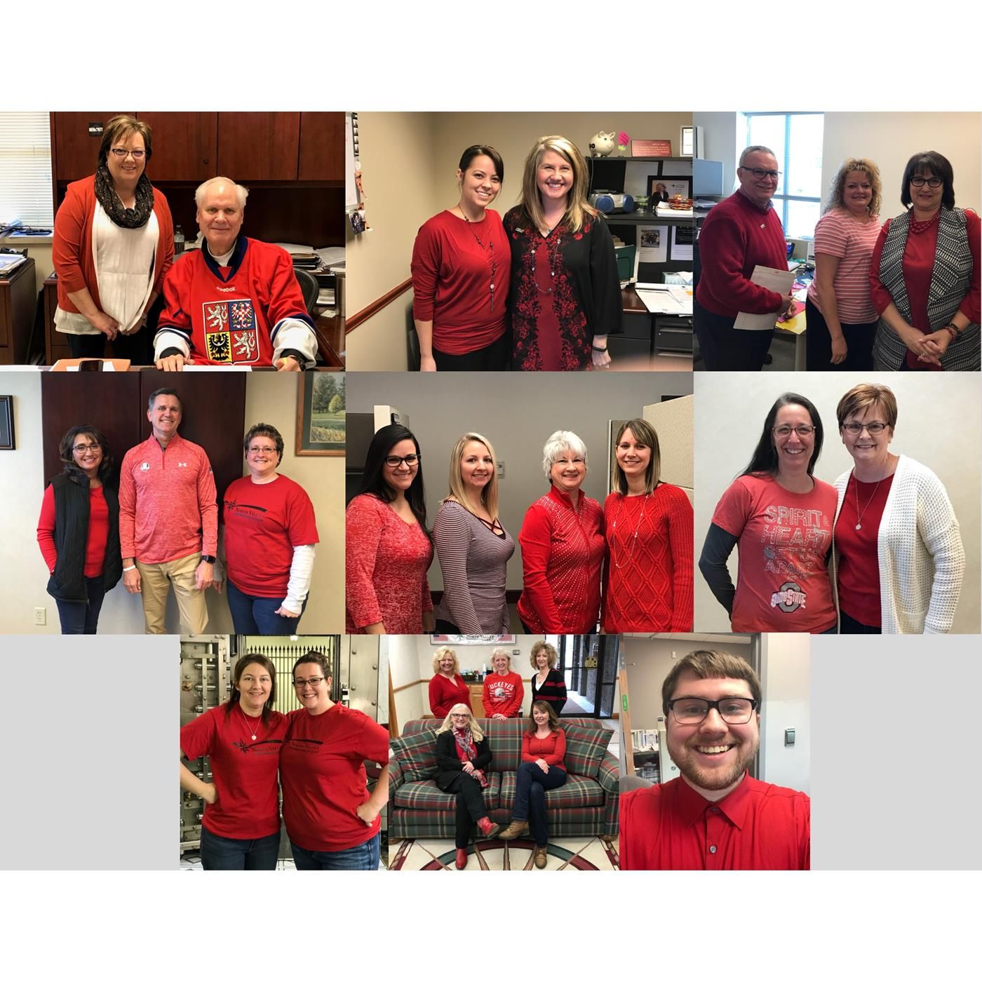 Red For Heart Disease